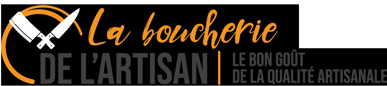 boucherie de l'artisan logo